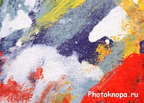 текстура краски для фотошопа: