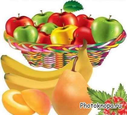 Картинки синие овощи и фрукты - 8