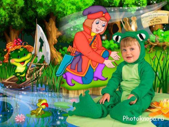 Детские шаблоны и костюмы для