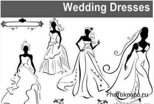 красиво описать платье чтобы продать его