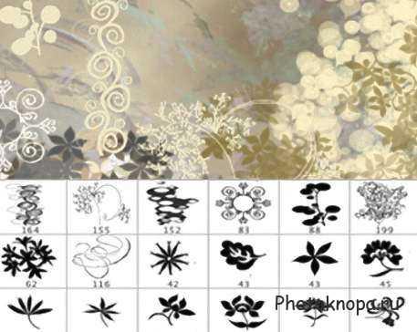 Кисти для фотошопа орнаменты ...: www.photoknopa.ru/brushes/2468-kisti-dlya-fotoshopa-ornamenty...