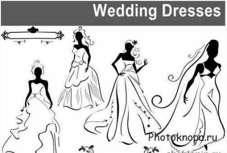 ������� ��������� ��������� ������ / Wedding Dresses