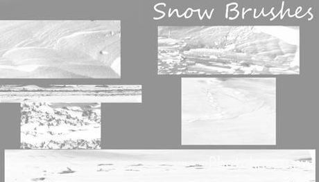 ����� ��� �������� ���� - Snow brushes