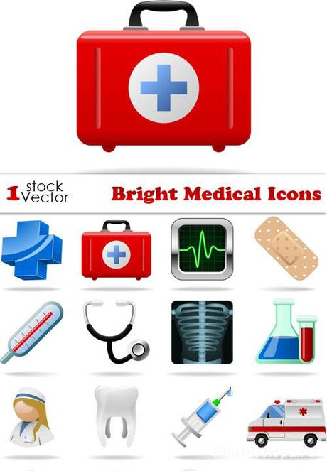 �������� ��������� ������ - Medical Icons