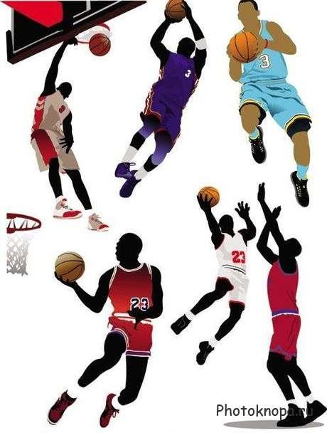 Спортивные иконки векторный клипарт