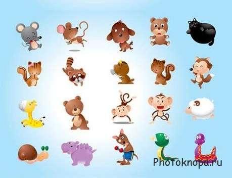 рисованные картинки из детских книжек