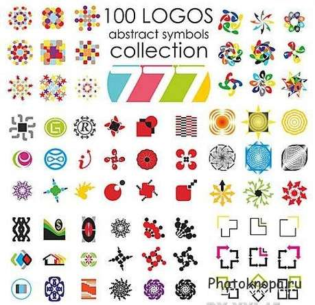 ����������� ������� ��������� ������ - Abstract icons