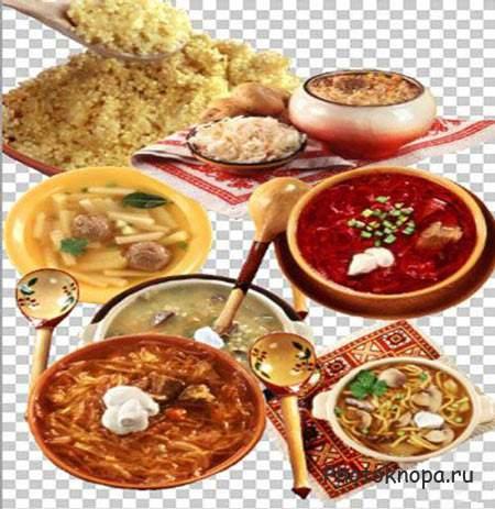 Что приготовить из ребрышек суп