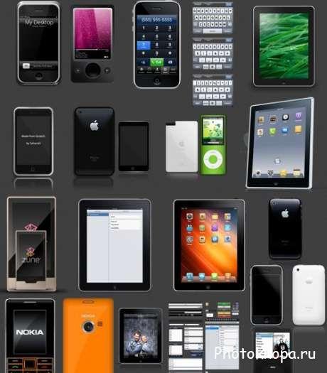 Телефоны сенсорные картинки
