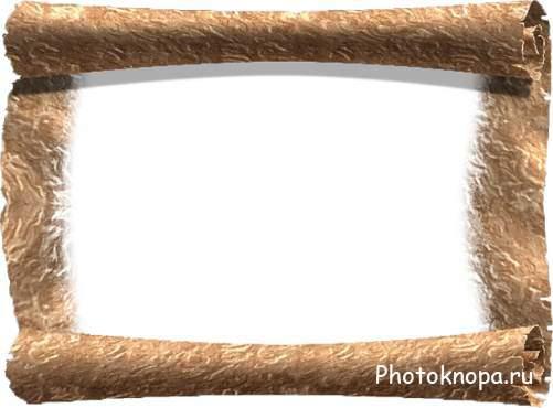 скачать бесплатно клипарт свитки для фотошопа