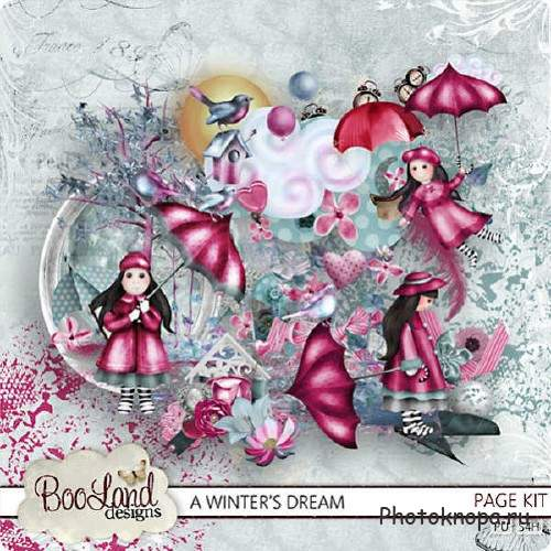 �������� ��� ������������ - A Winters Dream