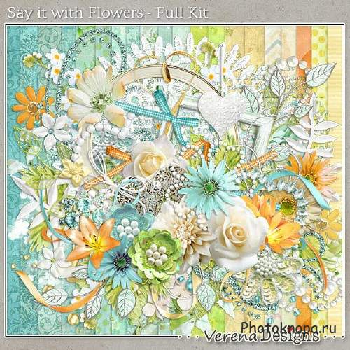 �������� ��� ������������ - Say it with Flowers