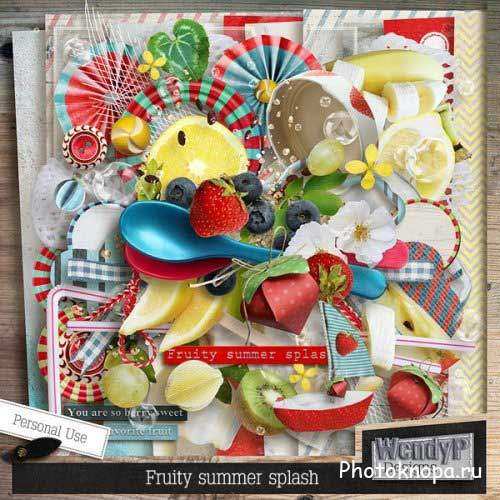 �����-��������� �����-����� - Fruity Summer Splash