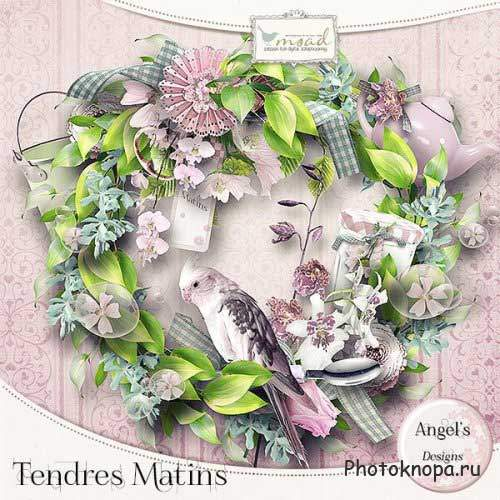 ������������� �����-�������� - Tendres Matins