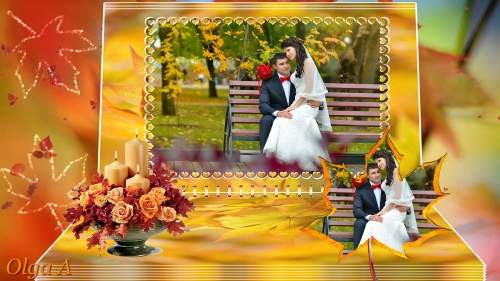 Autumn wedding  - Project ProShow Producer