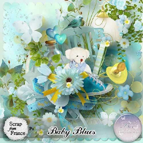 ������� �����-����� - Baby Blues